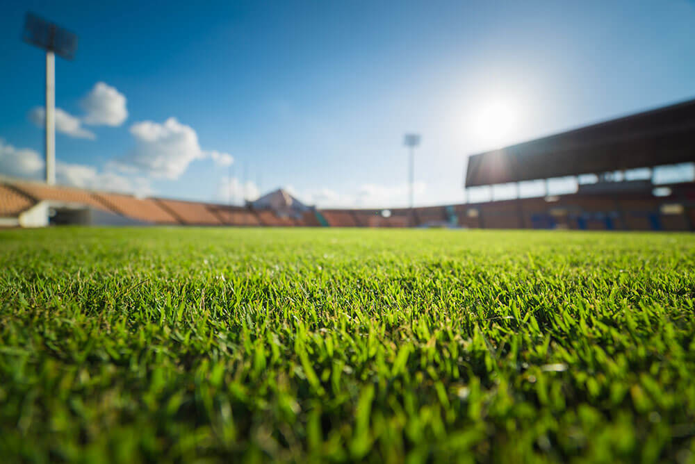 Athletic field maintenance